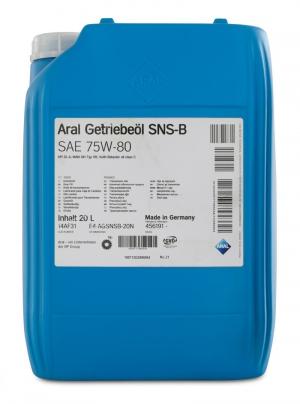 Aral Getriebeoel SNS-B SAE 75W-80