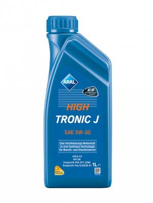 Aral HighTronic J SAE 5W-30