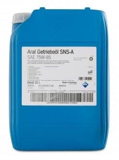 Aral Getriebeoel SNS-A SAE 75W-85