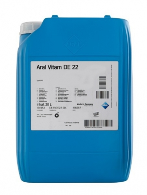 Aral Vitam DE 22